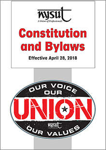 NYSUT Constitution & Bylaws