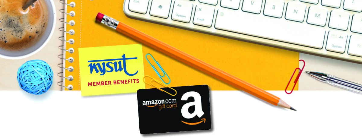 NYSUT Member Benefits - Amazon Offer