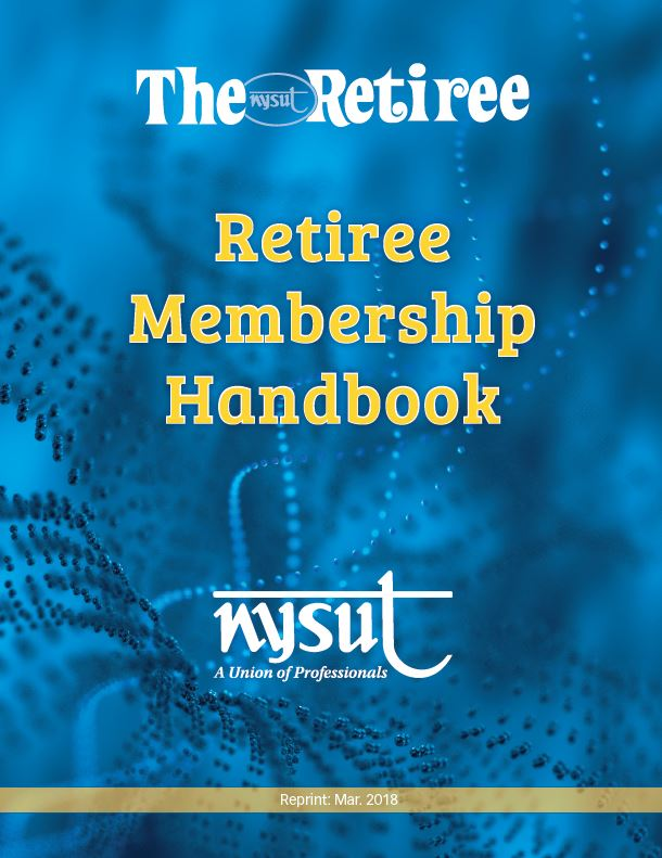 NYSUT Retiree Membership Handbook
