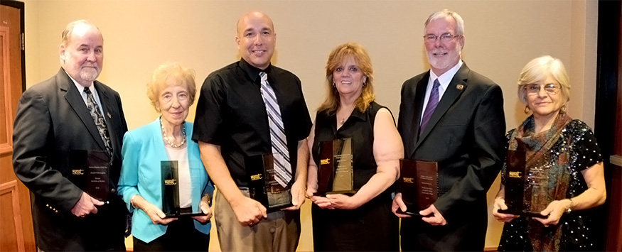 NYSUT Constituency Award Winners 2013