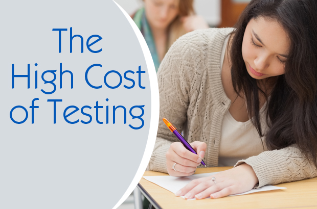 High Cost of Testing