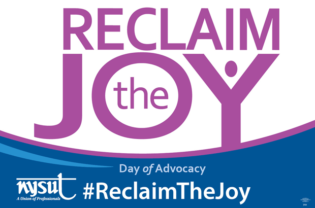 Reclaim the Joy