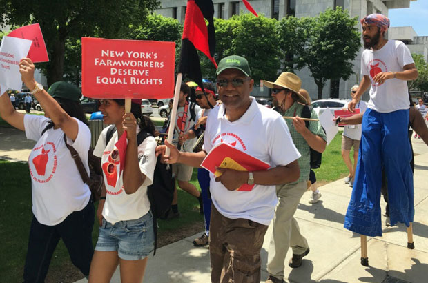 Farmworkers March