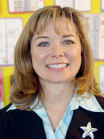 Teacher of the Year 2007 Margueritte Izzo