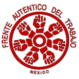 Authentic Labor Front logo