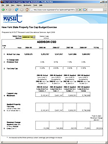 nysut property tax cap worksheet