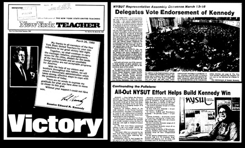 new york teacher coverage march 1980