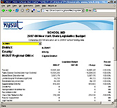 NYSUT State Aid Web Resource