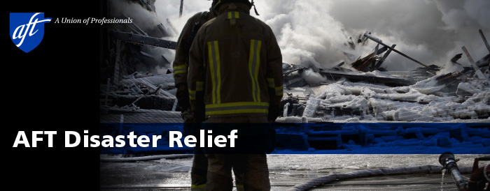 aft disaster relief