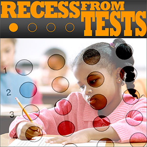 recess from tests