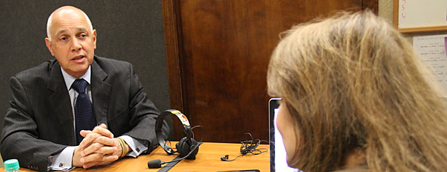 Iannuzzi discuss testing, the Common Core and and Teacher of the Year with Susan Arbetter on the Capitol Pressroom.
