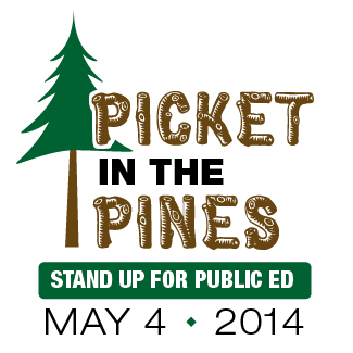 picket in the pines