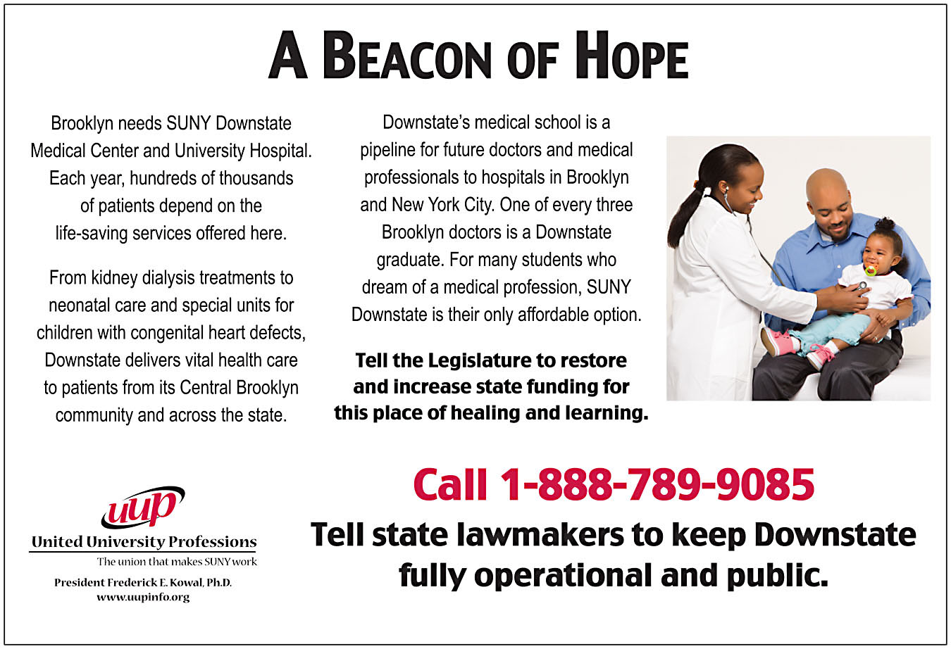 suny downstate ad