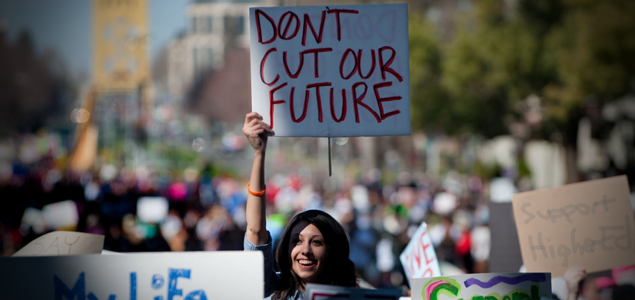 don't cut our future
