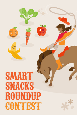 Smart Snacks Roundup Contest