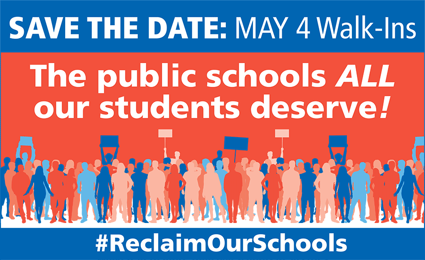 reclaim our schools