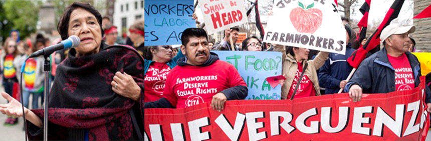 MARCH FOR FARMWORKERS JUSTICE