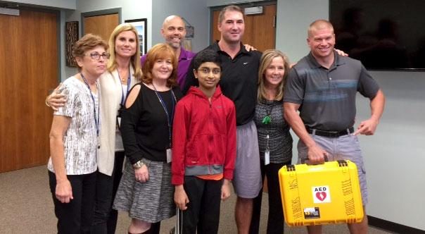 School board to honor Herricks nurse, teachers for saving