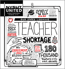NYSUT United. June 2017.