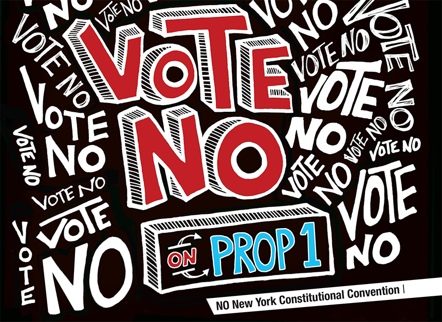 vote no on the constitutional convention