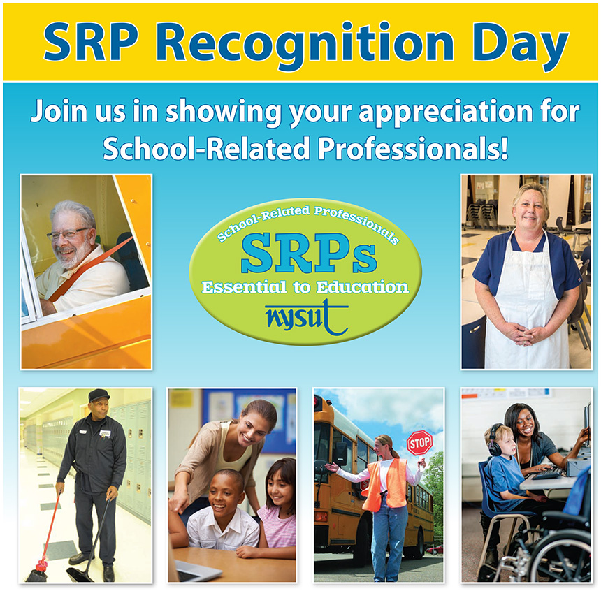 SRP Recognition Day