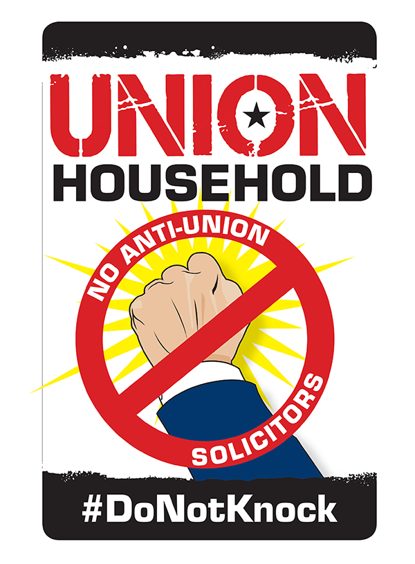 not anti-union solicitors