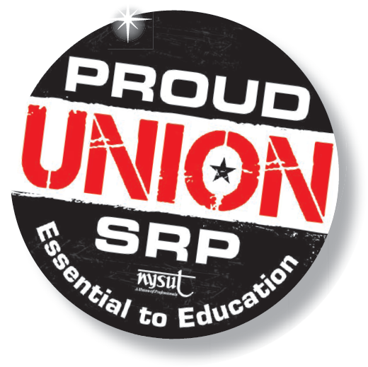 Proud Union SRP button