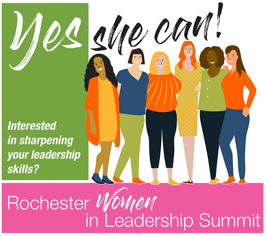 rochester women in leadership summit