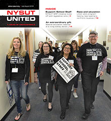 nysut united cover