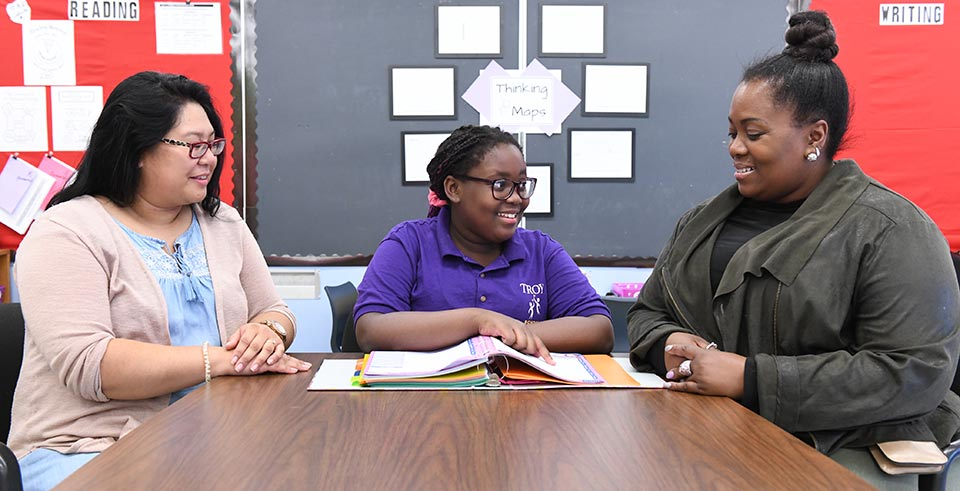 Students take the lead: Rethinking parent-teacher conferences