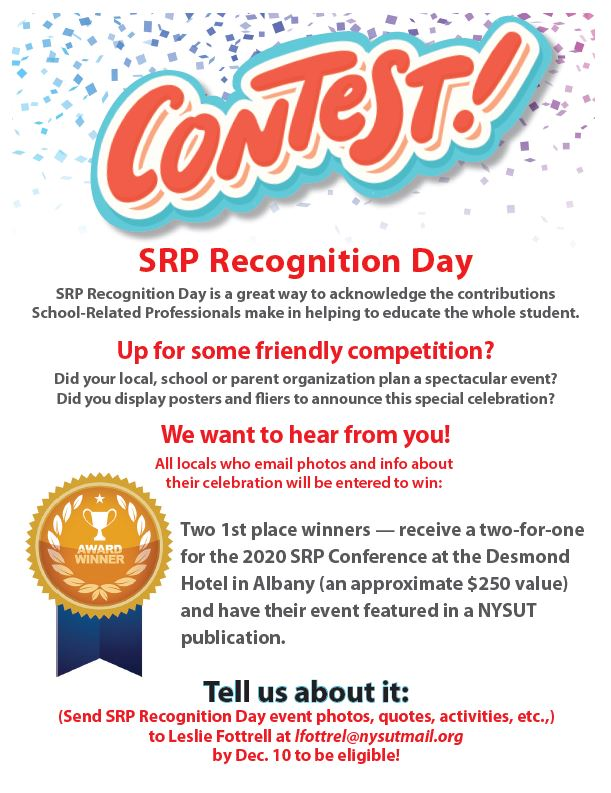 SRP Day Contest