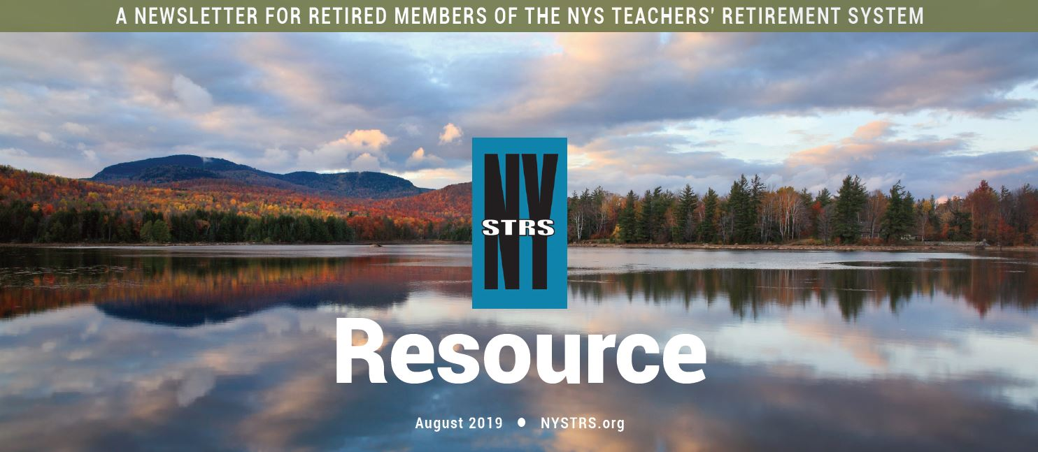 NYSTRS Resource Newsletter