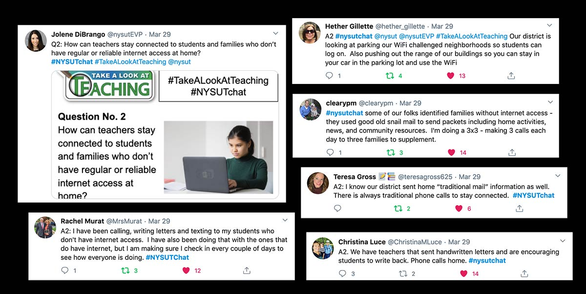 nysut chat