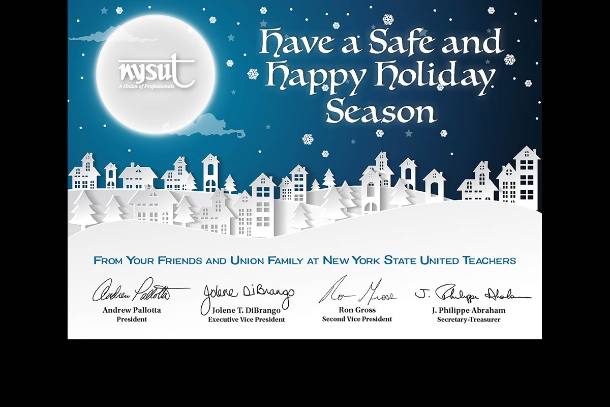 Nysut A Union Of Professionals Www Nysut Org