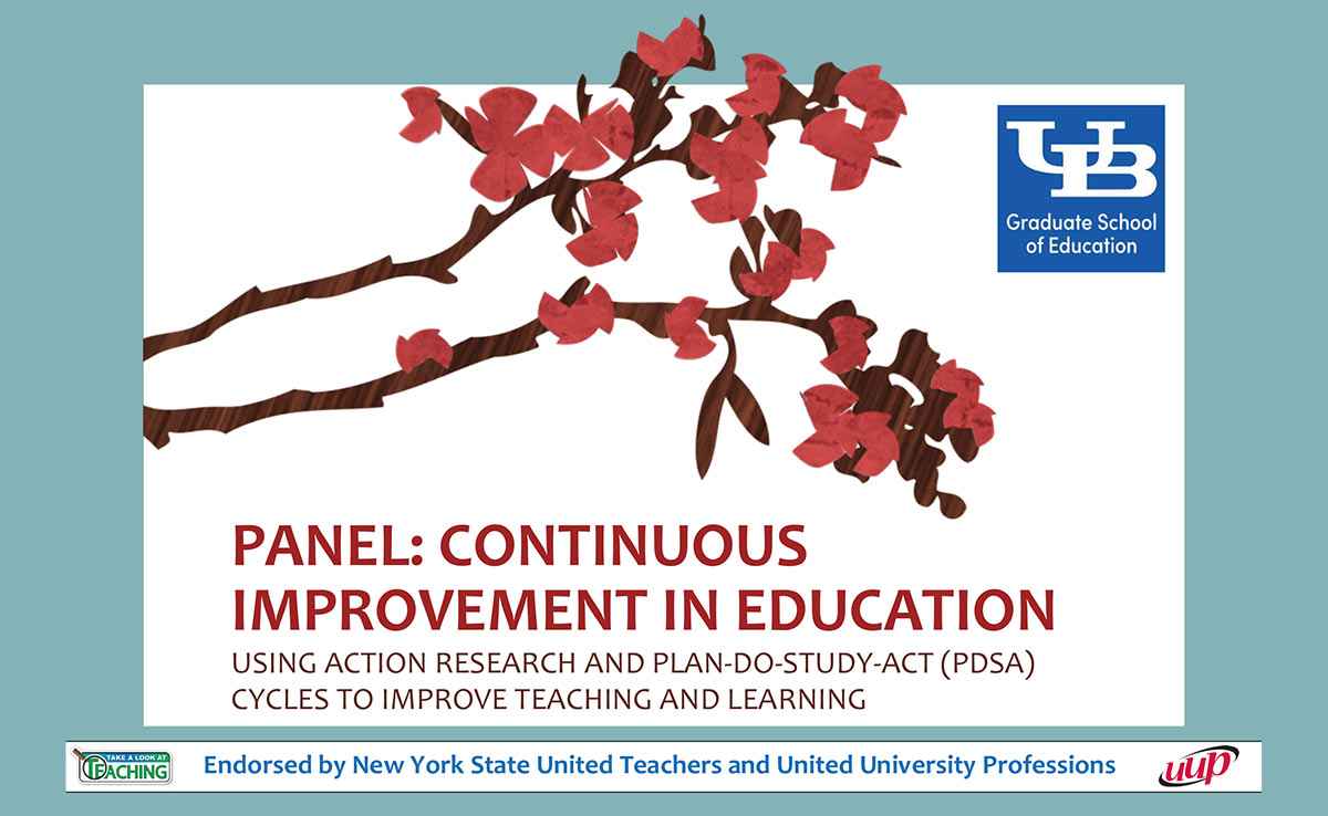 panel: continuous improvement in education