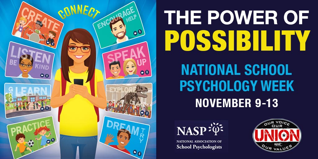 school psychologists week