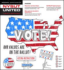 nysut united november 2020