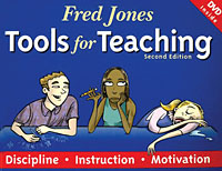 bookcover: Tools for Teaching: Discipline, Instruction, Motivation Second edition