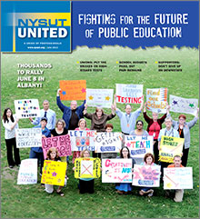NYSUT United June 2013
