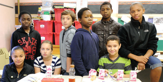 More than 80 percent of students in the Schenectady City School District are eligible for free or reduced-price lunch, a key poverty indicator. Photo by El-Wise Noisette.
