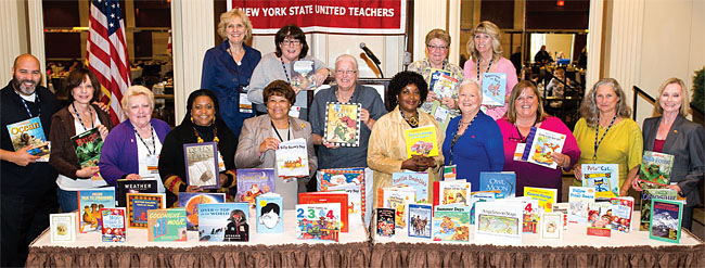 More than 210 SRP leaders from across the state attended the 35th annual School-Related Professionals Leadership Conference in Saratoga.