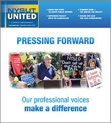 nysut united: pressing forward