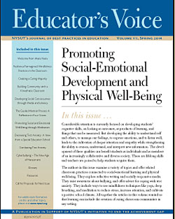 Educator's Voice cover