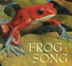 Check it out - Frog Song book cover