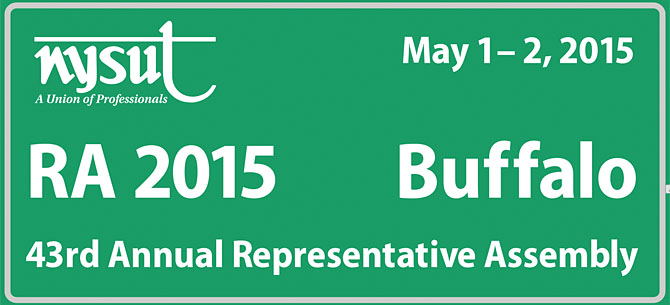 Representative Assembly 2015 - Buffalo