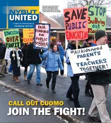 March 2015 NYSUT United