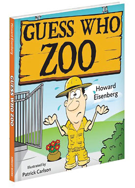 Guess Who Zoo bookcover