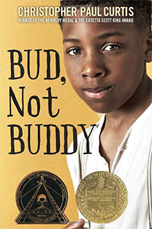 Bud, not Buddy bookcover