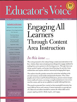 educators voice 2017