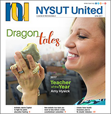 NYSUT United April 2017